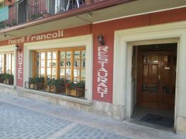 Restaurant Fonda l'Ocell Francolí