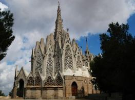 Santuario de la Mare de Déu de Montserrat de Montferri