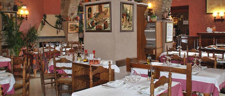 Bar-Restaurant Ca la Maria a Sant Martí de Maldà