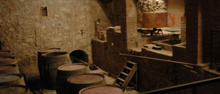 Fassina Balanyà, antigua destilería