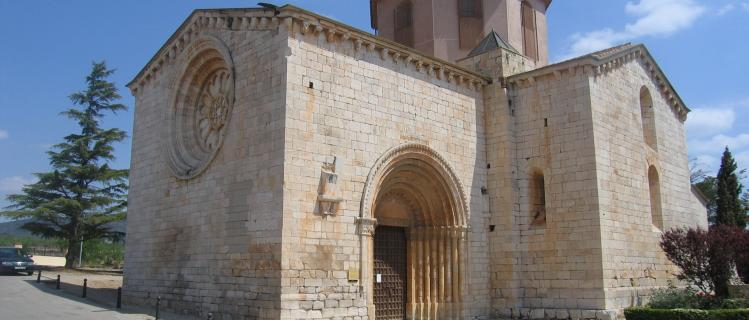 Iglesia románica de Sant Ramon