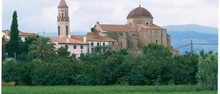 Església parroquial de Sta. Magdalena, La Masó