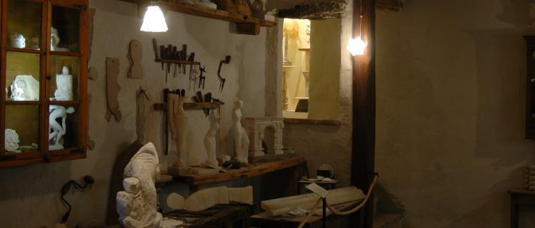 Musée et atelier d'albâtre de Sarral