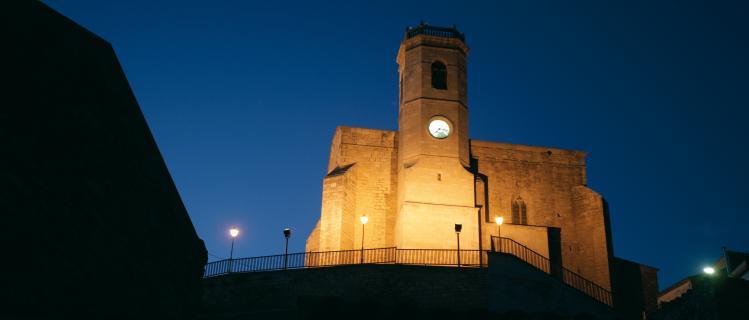 Iglesia Parroquial de Santa María de Preixana