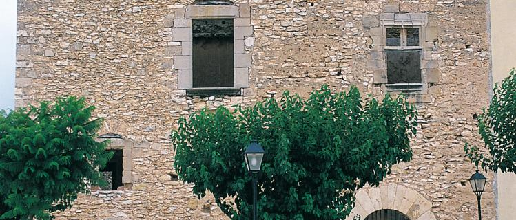 Castillo de Rodonyà