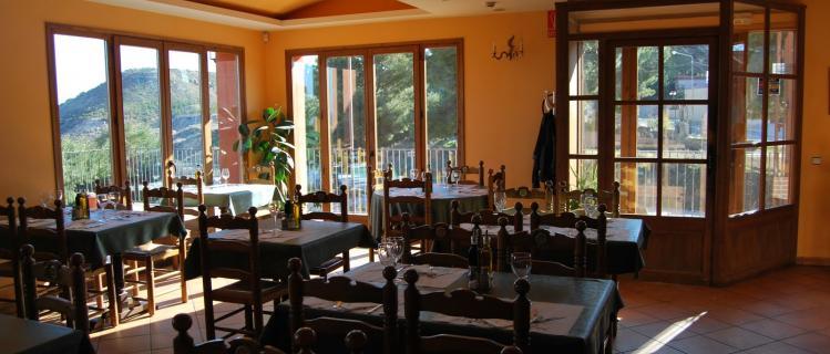 Bar-Restaurant El Molí a Tornabous