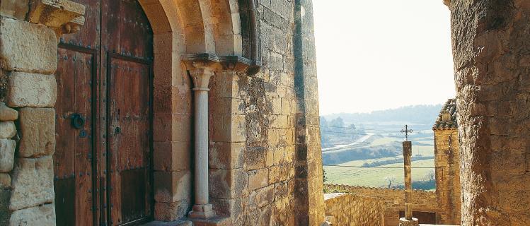 Església de  Santa Maria de Senan