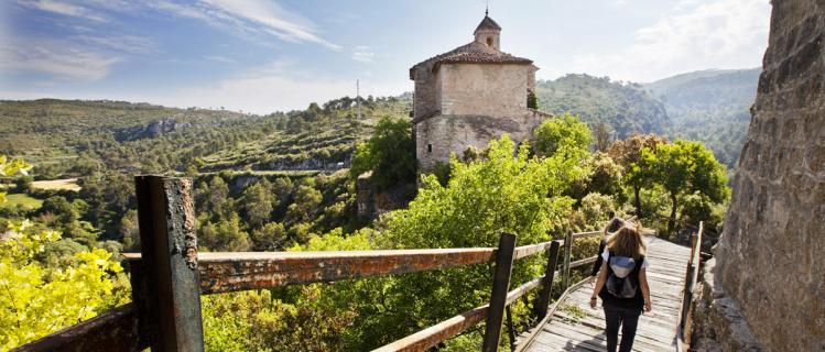 Santa Perpètua i el riu Gaià: ruta familiar de senderisme i cultural