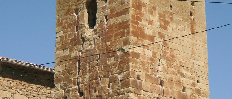 La Torre de la Guàrdia de Déu (la Guàrdia d'Urgell)