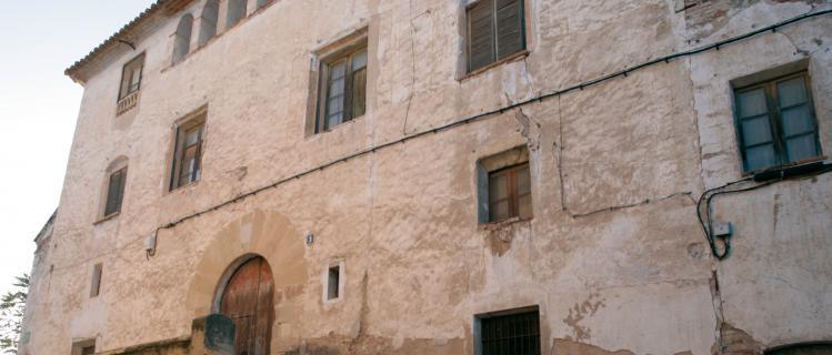 Castle of Milà