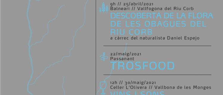 Calendari d'activitats de la Vall del Corb