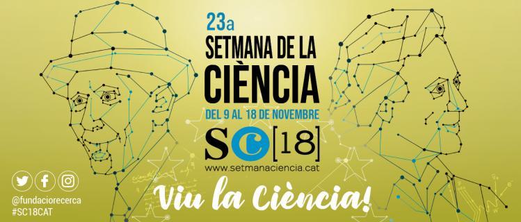 Portes obertes a la Fassina Balanyà de l'Espluga, Setmana de la Ciència