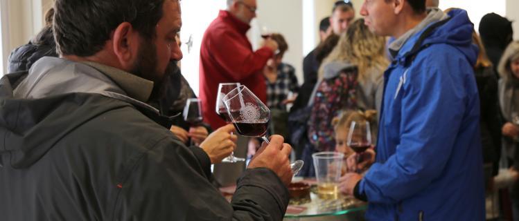 Visita comentada i degustació de vins al Museu de la Vida Rural