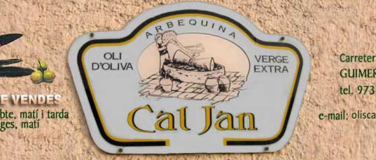 OLI CAL JAN