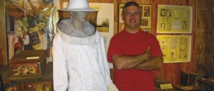 Honey House museum of  Alcover