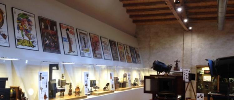 Museum Space of Cinema. Collection Josep M. Queraltó in Vallbona de les Monges