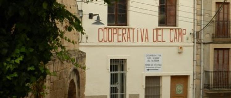 Cooperativa del Camp de Maldà