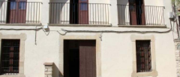 Casa de Colònies Rector de Vallfogona - DGJ-216