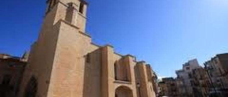 Església vella de Sant Miquel de l'Espluga de Francolí