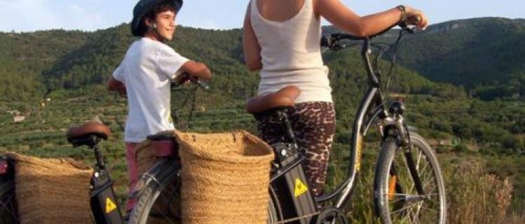 Actividades familiares de aventura y naturaleza en la Espluga de Francolí