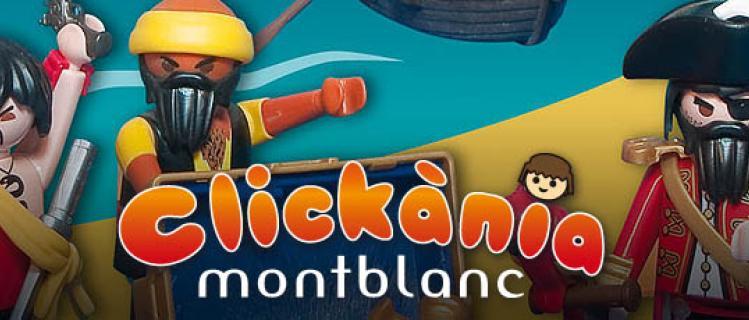 Clickània. Festival de clicks de playmòbil a Montblanc