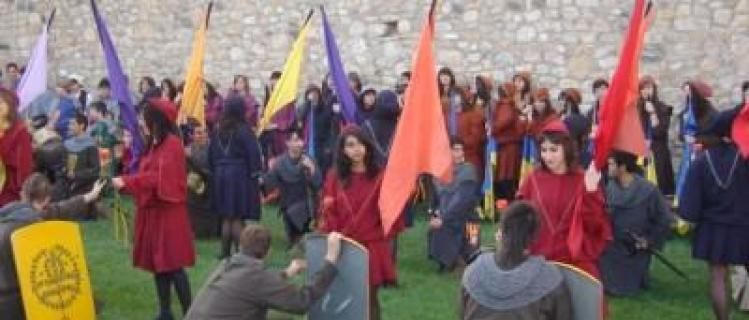 Medieval week of the legend of Sant Jordi de Montblanc