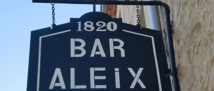 Bar Aleix A CLARAVALLS
