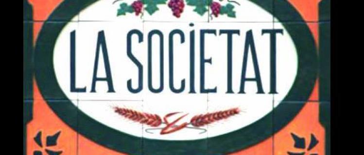 Bar Restaurant La Societat (Tancat temporalment)