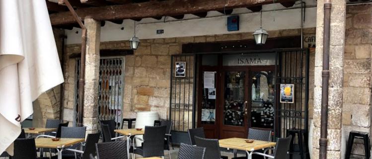 Bar Cafeteria Isama