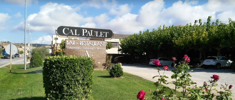 Restaurant Cal Paulet