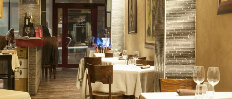 Restaurant El Celler de l'Artista a Tàrrega