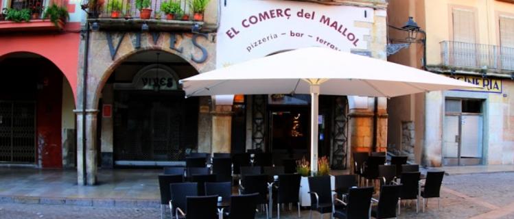 Bar El Comerç de Mallol