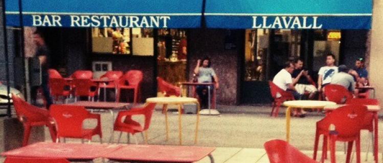 Bar Restaurant Llavall a Anglesola