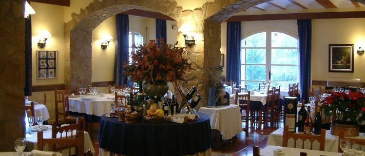 Restaurant Hotel Masia del Cadet