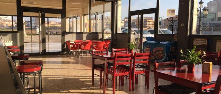 Bar-Restaurant Poliesportiu a Bellpuig