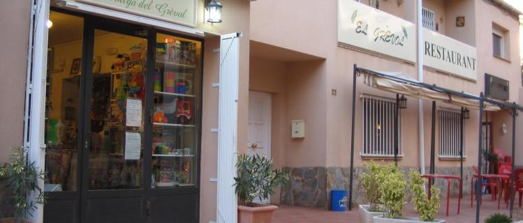 Restaurant El Grèvol