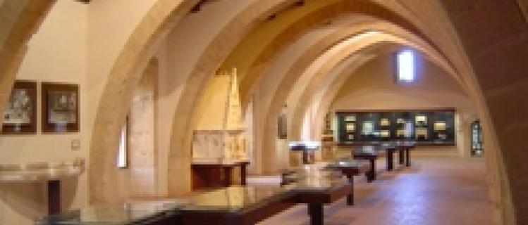 Museu de la Restauració i del Palau del Rei Martí del monestir de Poblet