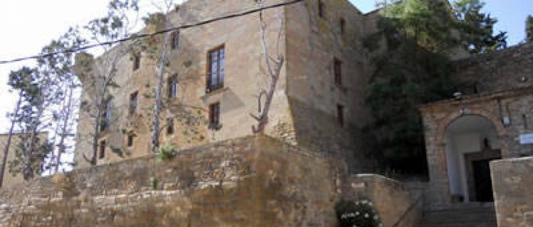Castillo de Montclar d'Urgell