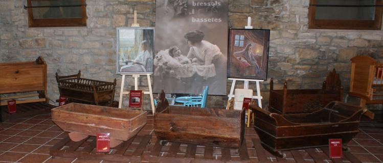 Museu d'Art Matern Magda Sanrama a Guimerà