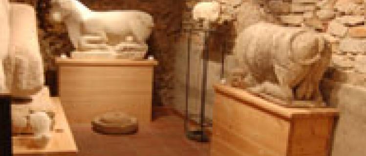 Museo de la fundación privada catalana para la arqueología ibérica