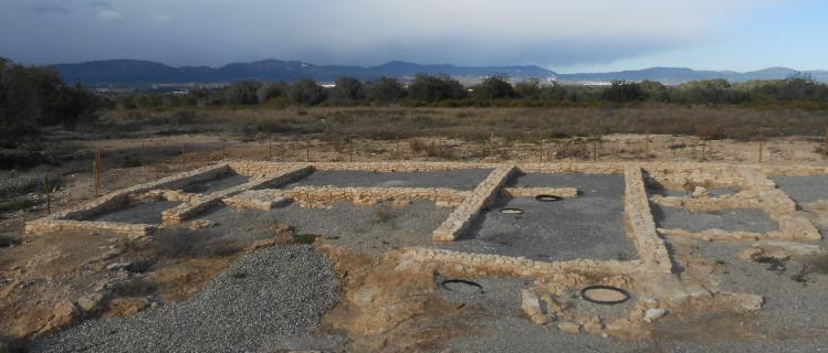 The Iberian site of Rabassats of Nulles