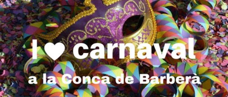 Carnaval a la Conca de Barberà
