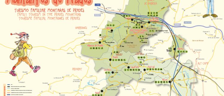 Turismo familiar en las Montañas de Prades