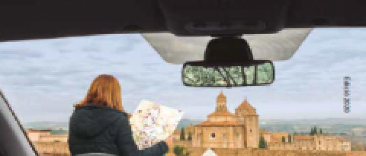 Rutas con coche por La Ruta del Cister