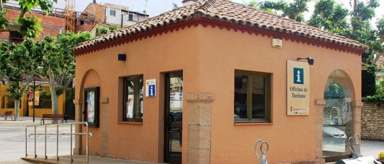 Oficina municipal de turismo de Agramunt