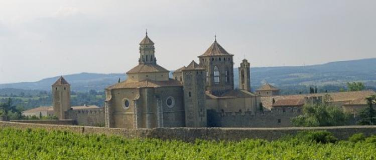 Guided tour of the Royal Monastery of Poblet