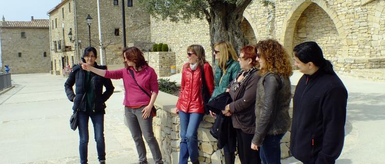 Visita guiada a Forès