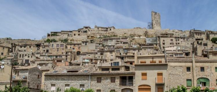 Guided tour Guimerà