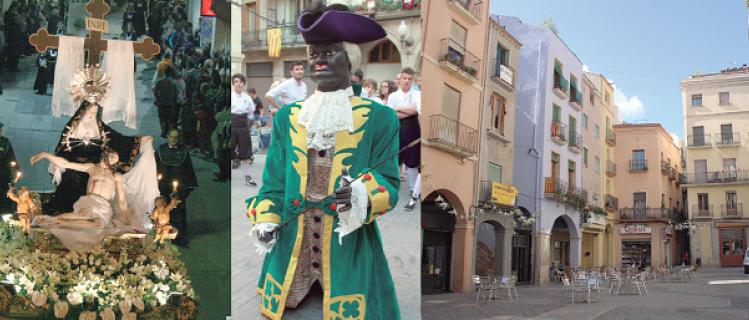 Histoires et légendes de Valls