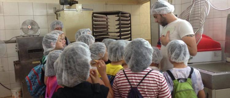 Visita a la fàbrica de Carquinyolis Especialitats Cobo